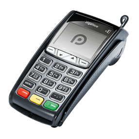 Countertop - payments at the till
